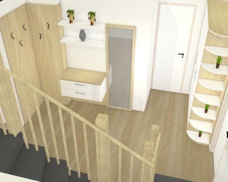 3D Entwurf anderer Räume